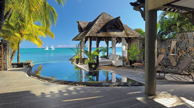 hotel luxe ile maurice