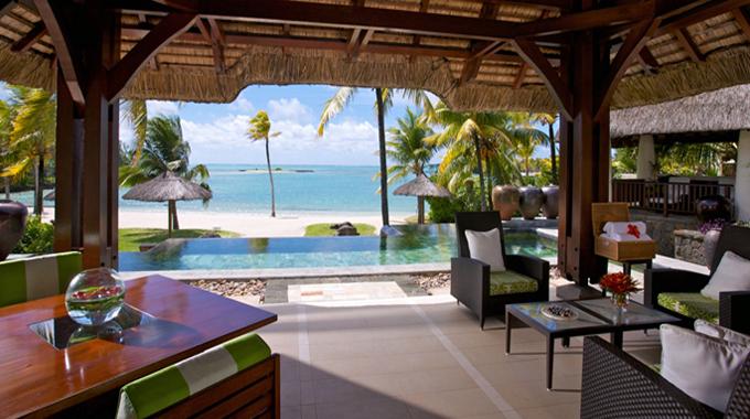 villas de luxe a l 39 ile maurice en location