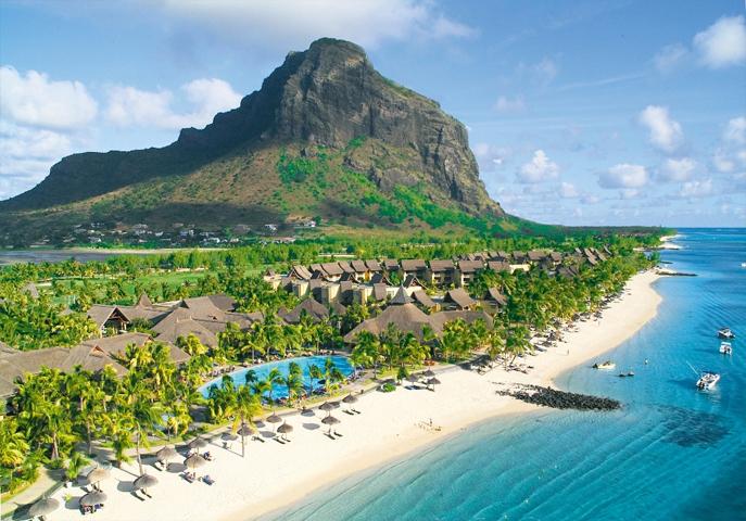 Island Mauritius Weather