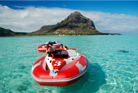 sea kart mauritius attraction