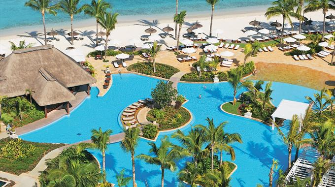 5 Star Hotel In Mauritius The Sugar Beach